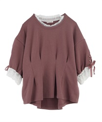 【MAX80%OFF】Tops_FN11X03(DarkPink-Free)
