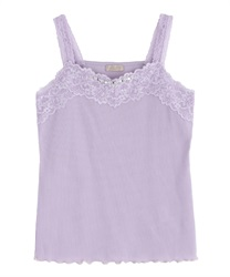 Bejeweled Design Camisole