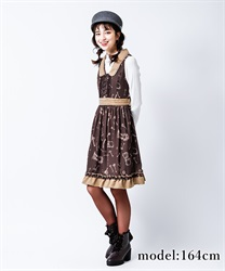 Theme:Tales Of Nostalgia .A-Line Dress 【Only at ONLINE SHOP】