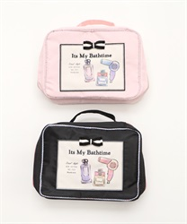 Silhouette amenities case