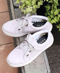 【2Buy10%OFF】Lace Sneakers