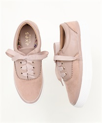 Combination sneakers(Beige-S)