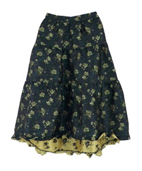 Fishtail JQ skirt(Navy-Free)