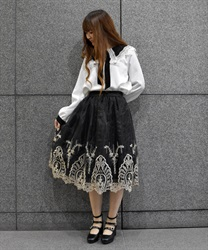 Long skirt_IM291X01S