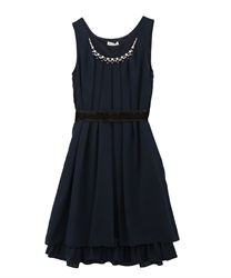 Dress_IM351X13(Navy-Free)