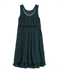 Dress_IM351X13(Dark green-Free)