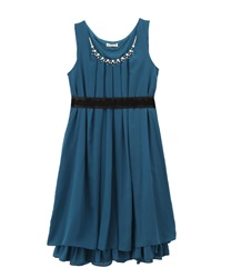 Dress_IM351X13(Blue green-Free)