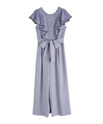 Combi Ne Dzong dress(Grey-Free)