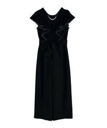 Combi Ne Dzong dress(Black-Free)