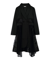 Lacey Long jacket(Black-Free)