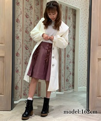 Robe style design coat