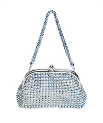 Beads dot party bag(Blue-M)