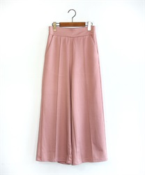 Center crease pant(Pale pink-Free)