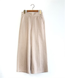 Center crease pant(Beige-Free)