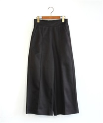 Center crease pant(Black-Free)
