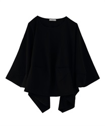 Asymmetric Big Pullover