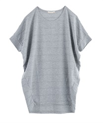 Striped Jacquard Tunic [online only](Grey-Free)
