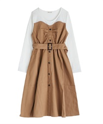 Dress_MK361X16(Beige-Free)