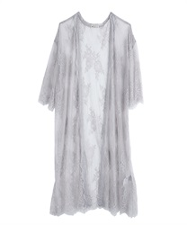 Lace Gown(Lavender-Free)