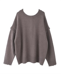 2 way loose knit(Chachol-Free)