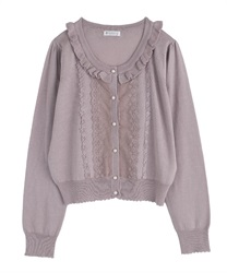 Knit cardigan_MR161X159