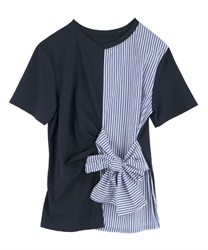 【2Buy20%OFF】Striped PO(Navy-Free)