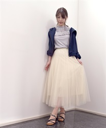 Long skirt_TE291X01