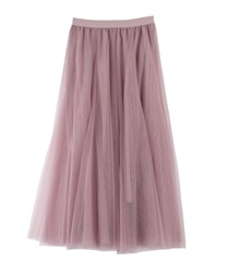 Long skirt_TE291X03(Pale pink-Free)