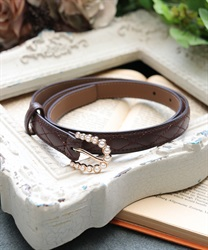 Quilting belt(Brown-M)