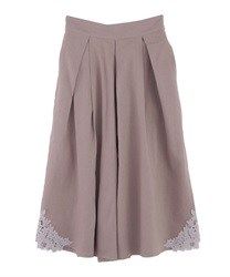 Wide pants_TH232X28(Pale pink-Free)