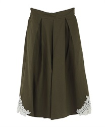 Wide pants_TH232X28(Khaki-Free)