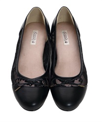【Global Price】Tulle Ballet Pumps(B-S)