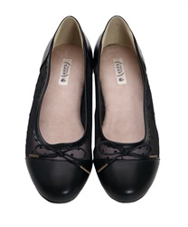 【Global Price】Tulle Ballet Pumps(D-S)