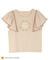 【2Buy20%OFF】Chupa Chups frill PO(Cream-Free)
