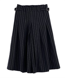 Wide pants_TS232X02P(Navy-Free)