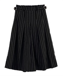 Wide pants_TS232X02P(Black-Free)
