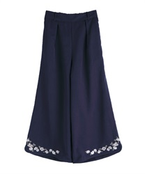 Wide pants_TS242X30(Navy-Free)