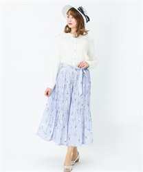 Wide pants_TS242X33(Saxe blue-Free)