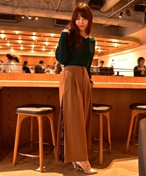 Wide pants_TS242X39(Beige-Free)