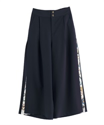 Wide pants_TS242X39(Navy-Free)