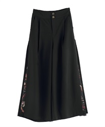 Wide pants_TS242X39(Black-Free)