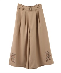 Wide pants_TS242X42(Beige-Free)