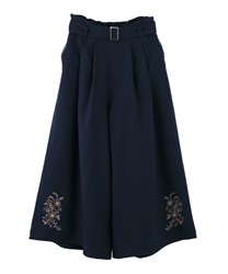 Wide pants_TS242X42(Navy-Free)