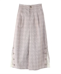 Lacework Wide Pants