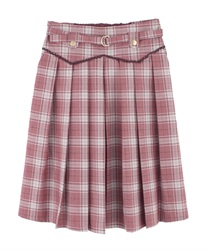 Skirt_TS281X12P(DarkPink-Free)