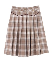 Skirt_TS281X12P(Brown-Free)