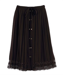 Skirt_TS285X57(Dark brown-Free)
