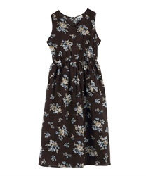 Dress_TS341X107(Dark brown-Free)