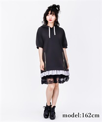 【2Buy10%OFF】Parker Dress(Black-Free)