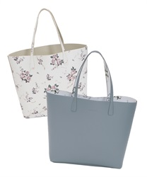 Reversible Flower Tote Bag